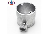 20mm Galvanized Deep Terminal Conduit Box