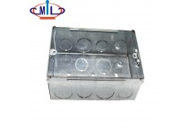 High Quality UL Certificate Malleable 4*4 Junction Box