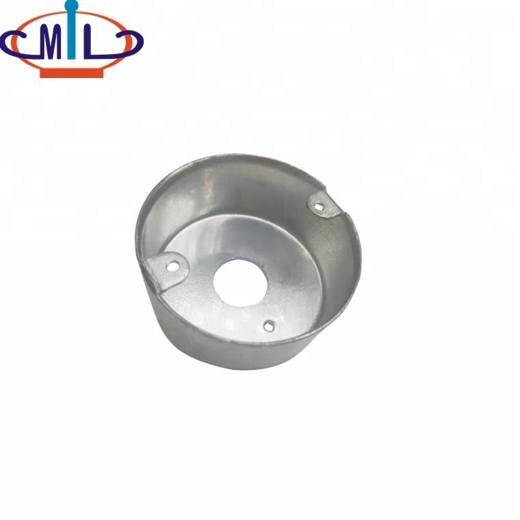 /upfile / images / 20181022 / galvanisé-acier-conduit-électrique circulaire raccords box_0.jpg